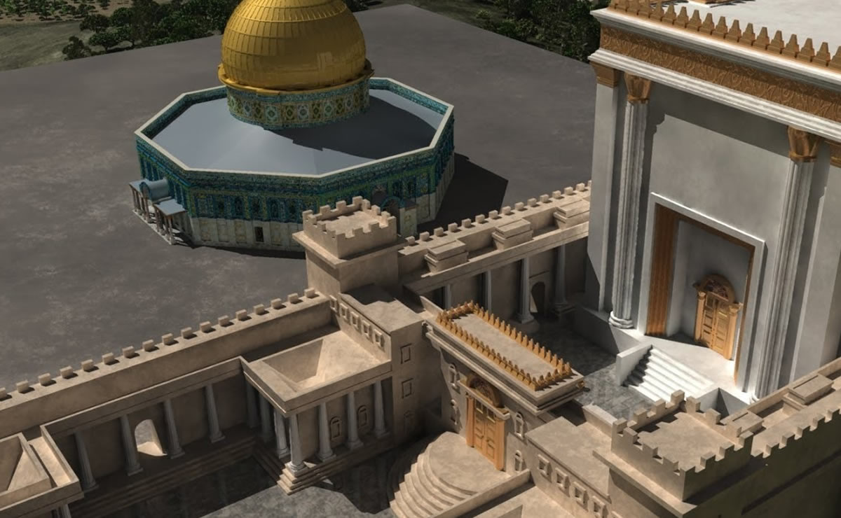 ¿Se construirá un tercer templo en Jerusalén?