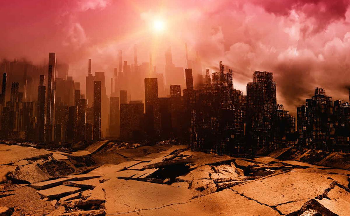 La Gran Tribulación para el mundo