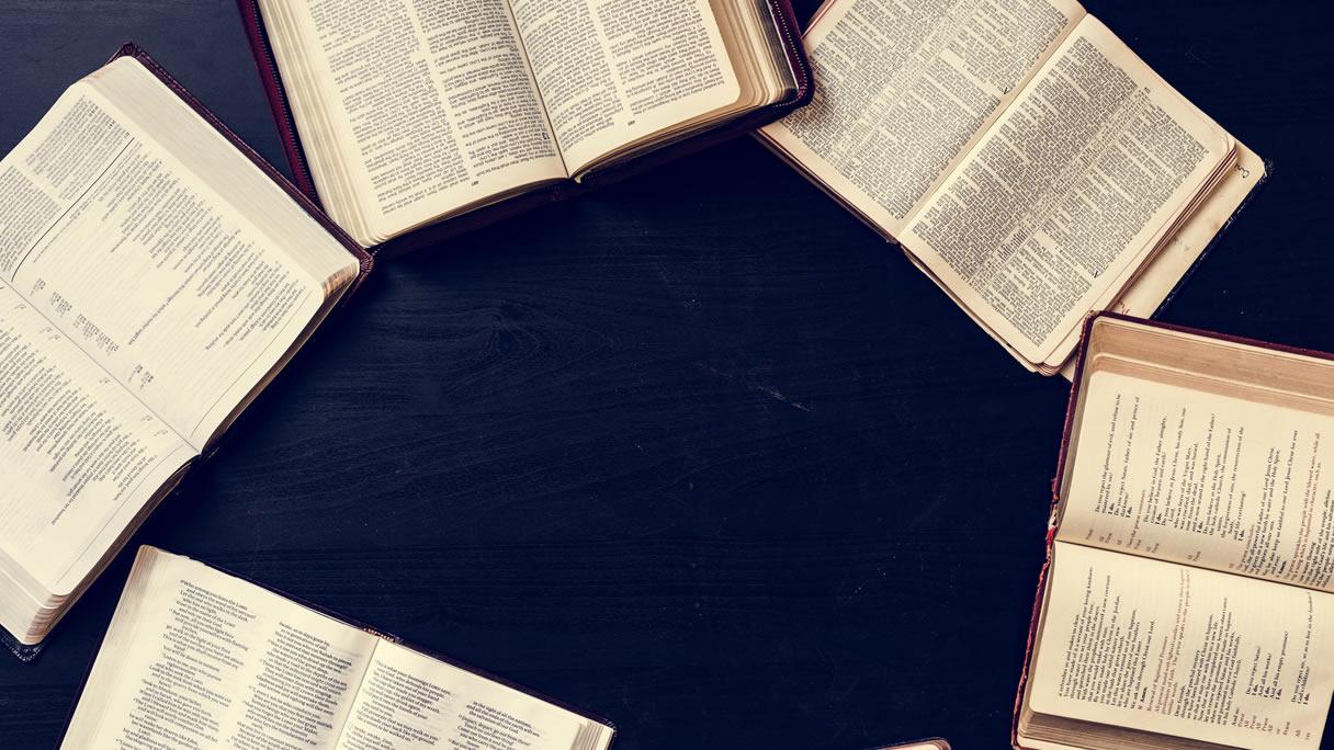 Un solo Dios pero, ¿Tenemos una sola palabra?
